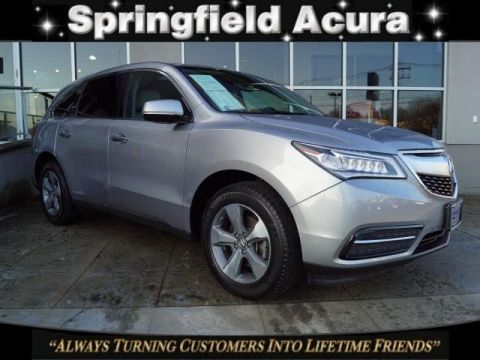 Pre-Owned 2016 Acura MDX SH-AWD 4dr Sport Utility in Springfield