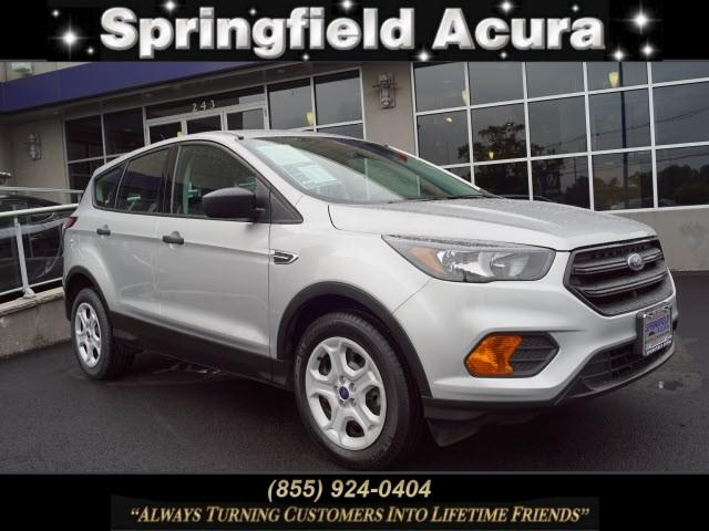 Pre-Owned 2018 Ford Escape S FWD