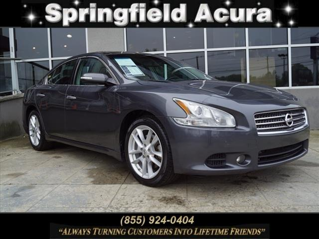 Pre-Owned 2011 Nissan Maxima 4dr Sdn V6 CVT 3.5 SV