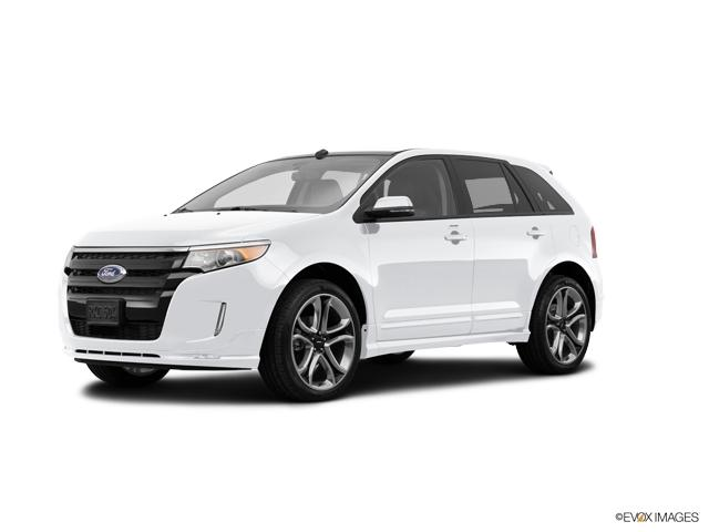 Pre-Owned 2014 Ford Edge 4dr Sport AWD