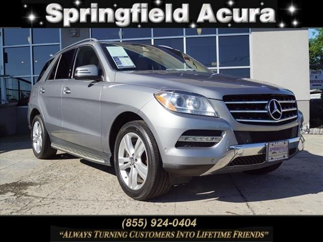 Pre-Owned 2014 Mercedes-Benz M-Class 4MATIC® 4dr ML 350