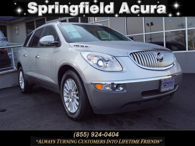 Pre-Owned 2011 Buick Enclave AWD 4dr CXL-1