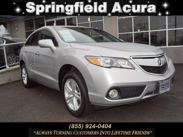 Pre-Owned 2015 Acura RDX AWD 4dr Tech Pkg