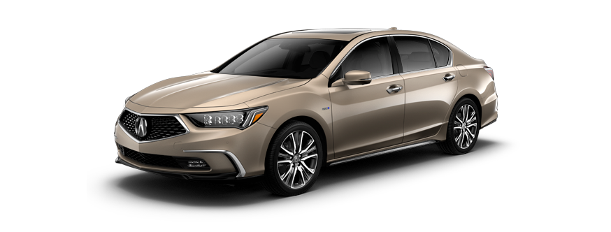 New 2019 Acura Rlx Sport Hybrid Sh Awd With Advance Package 4dr Car In Springfield Township 31414b