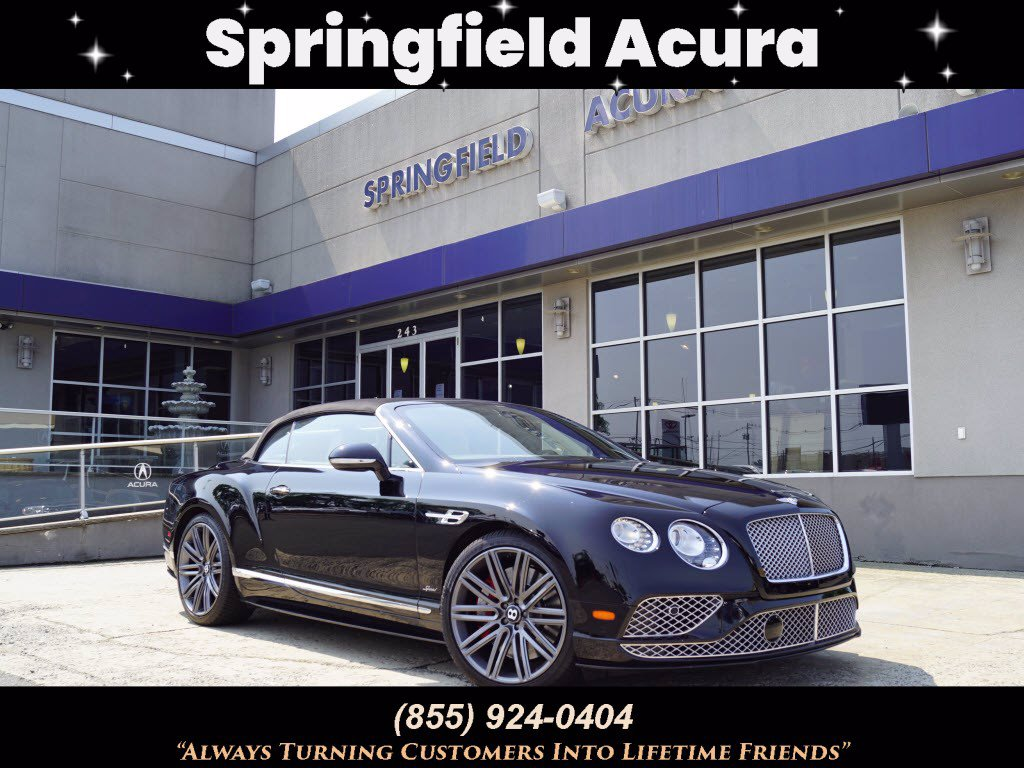 Used Bentley Continental Gt Springfield Township Nj