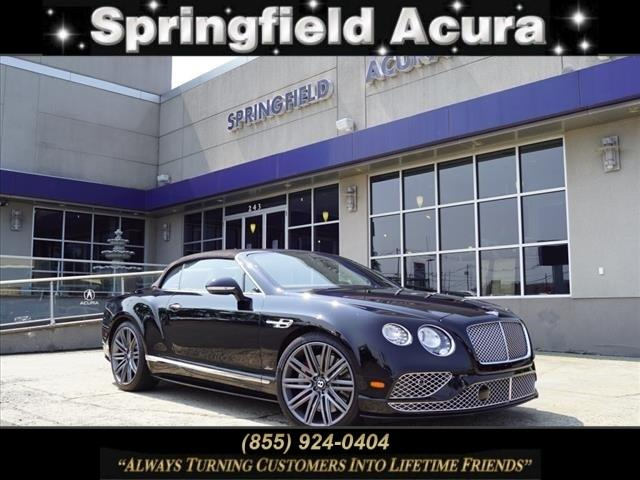 Pre-Owned 2016 Bentley Continental GT 2dr Conv Speed