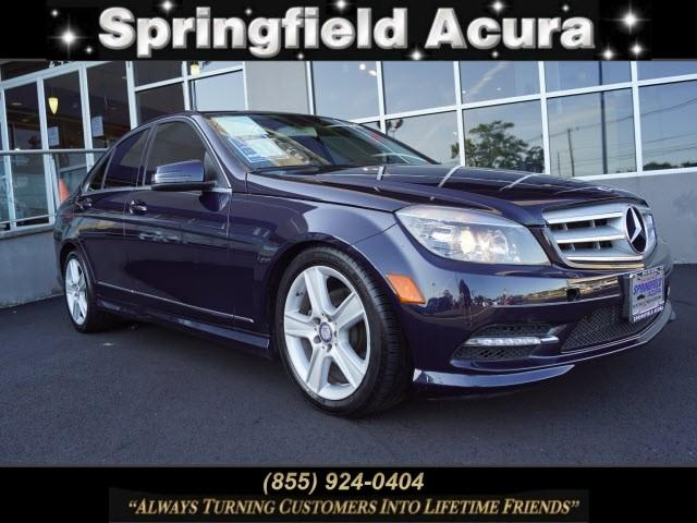 Pre-Owned 2011 Mercedes-Benz C-Class 4dr Sdn C 300 Luxury 4MATIC®
