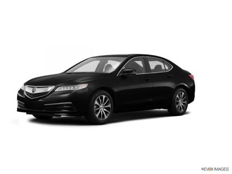 Pre-Owned 2016 Acura TLX 4dr Sdn FWD Tech