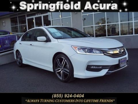 Pre-Owned 2016 Honda Accord 4dr I4 CVT Sport