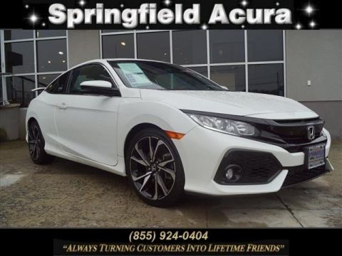 Pre-Owned 2018 Honda Civic Si Manual