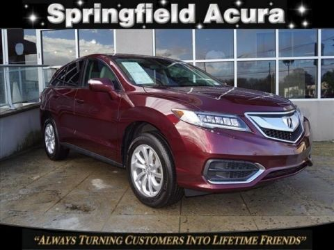 Pre-Owned 2016 Acura RDX AWD 4dr