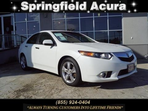 Pre-Owned 2013 Acura TSX 4dr Sdn I4 Auto Tech Pkg