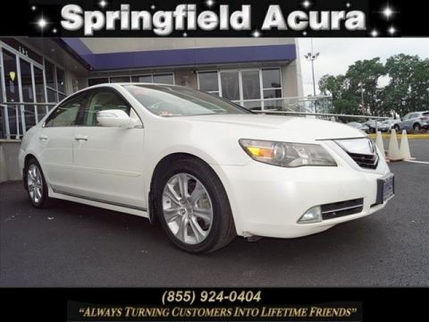 Pre-Owned 2009 Acura RL 4dr Sdn Tech Pkg (Natl)