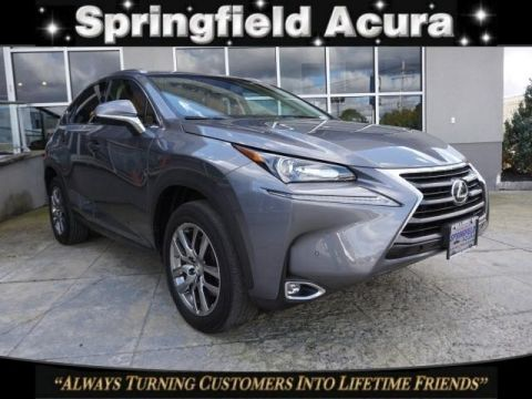 Pre-Owned 2015 Lexus NX 200t AWD 4dr