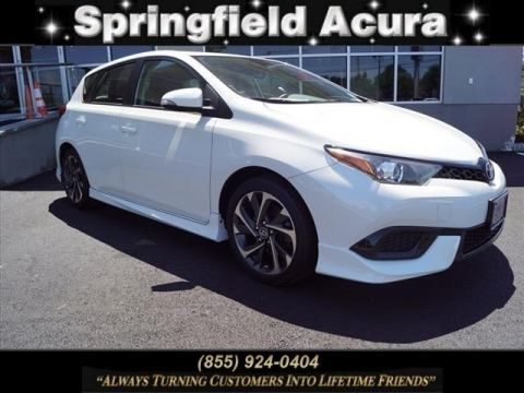 Pre-Owned 2017 Toyota Corolla iM Manual